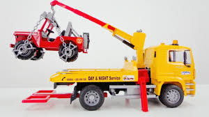 Toy Unboxing: Tow Truck And Jeep. Kids' Games. - YouTube Pump Action Garbage Truck Air Series Brands Products Sandi Pointe Virtual Library Of Collections Cheap Toy Trucks And Cars Find Deals On Line At Nascar Trailer Greg Biffle Nascar Authentics Youtube Lot Winross Trucks And Toys Hibid Auctions Childrens Lorries Stock Photo 33883461 Alamy Jada Durastar Intertional 4400 Flatbed Tow In Toys Stupell Industries Planes Trains Canvas Wall Art With Trailers Big Daddy Rig Tool Master Transport Carrier Plaque