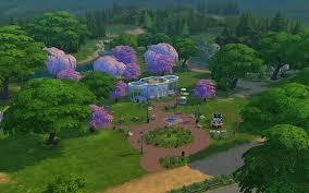 Magnolia Blossom Park The Sims Wiki