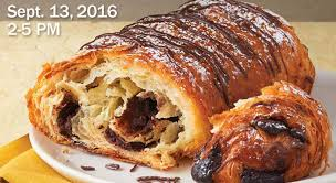 Free Mini Chocolate Croissant At Au Bon Pain