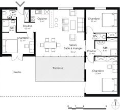 plan de maison gratuit 4 chambres plan maison gratuit plain pied 3 chambres linzlovesyou linzlovesyou