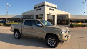 Pre-Owned 2017 Toyota Tacoma Limited Crew Cab Pickup In Euless ... Preowned 2014 Toyota Tacoma Sr5 Extended Cab Pickup T21144a Trucks For Sale Nationwide Autotrader New 2018 Trd Sport Double In Escondido Is A Truck Well Done Car Design News Pro Rare Cars Miramichi 2019 4wd Crew Gloucester 2016 Off Road Hiram For Garden City Ks 3tmcz5an0km198606 Tuscumbia Truck Of The Year Walkaround Sale Houston Tx Mike Calvert 2017 San Antonio