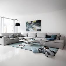 grand canapé grand canapé canapé d angle pour salon moderne côté maison