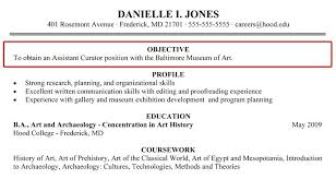 Resume Objective For Any Job Classic Dark Blue Receptionist
