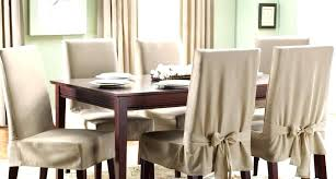 Shabby Chic Dining Chair Covers Room Seat Full Size Of Slipcovers Lovable Chairs Slip