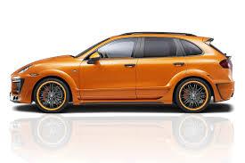 2012 Porsche Cayenne By Lumma Design | Top Speed