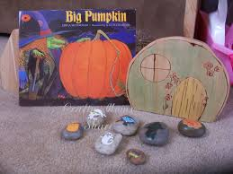 Preschool Halloween Books Activities by Story Stones For Book Big Pumpkin Don U0027t Forget Seasonal Stories