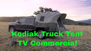 100 Kodiak Truck Tent TV Commercial Canvas 7206 And 7218 YouTube