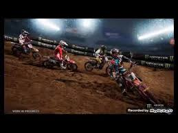 The New Dirt Bike Game Monster Energy Supercross Is Coming Out In February 13th 2018
