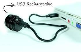 1 Best LED Bike Tail Light – Blitzu RUBY USB Rechargeable Bike