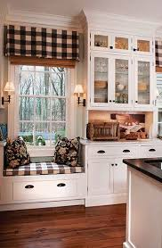 Cute Window Seat In Country Kitchen Pictures Photos And Images