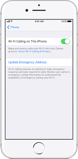 Make a call with Wi Fi Calling Apple Support