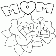 Flowers And Hearts Coloring Pages 12