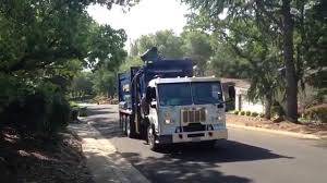 Garbage Trucks In My Neighborhood - YouTube