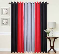 Ebay Curtains 108 Drop by Eyelet Curtains Ring Top Fully Lined Pair Black Ready Made Plain