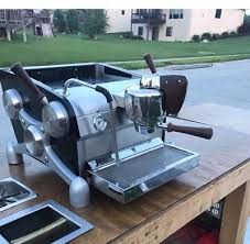 ESPRESSO MACHINE COMMERCIAL Slayer Steam 3 Group Black
