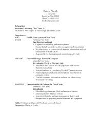Excel Proficiency Levels Skills Resume Of