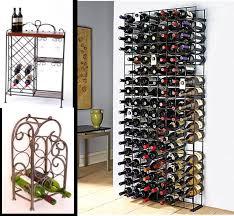 Texas Metal Wine Racks – Enhance the Beauty of Your Wine Cellar