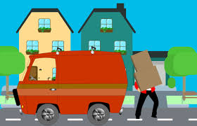 100 Packing A Moving Truck Free Images Home Move House Mover Help Heavy Courier