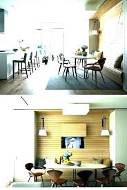 Dining Room Booths Round Banquette Seating Table With Furniture