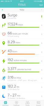 Fitbit Surge review – Fitbit s fitness super watch Tech Advisor