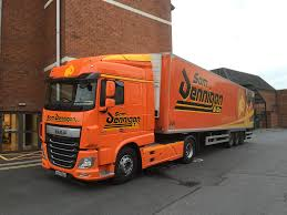 100 Truck Stores Sam Dennigan And Company Ireland DAF XF Articulated Dunnes