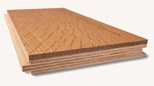 Engineered Wide Plank White Oak