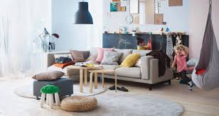 artsy living room ikea interior design ideas