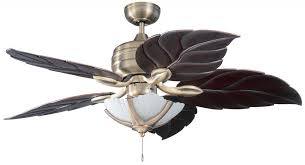 Rattan Ceiling Fans With Lights by Ceiling Inspiring Leaf Blade Ceiling Fan Leaf Blade Ceiling Fan