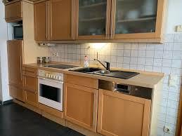 nolte küche echtholz buche ofen porta einbauküche