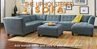 Fabric Sofas American Home Furniture and Mattress