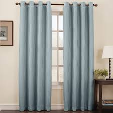 Kmart Eclipse Blackout Curtains by Simply Window Osbourne Grommet Curtain Panel Blackout