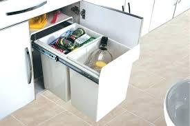 cuisine lave vaisselle poubelle integrable cuisine cuisine encastrable ikea poubelle de