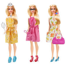 Amazoncom Doll Accessories 12 Pcs Mixed Doll Clothes Dress And 10