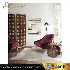 china moderner samt gaststätte möbel esszimmer stuhl