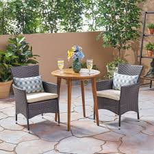 Broughton Outdoor 3 Piece Wood And Wicker Bistro Set Americana Wicker Bistro Table And Chairs Set Plowhearth Royalcraft Cannes Brown Rattan 3pc 2 Seater Cube Breakfast Ceylon Outdoor 3piece By Christopher Knight Home Hampton Bay Aria 3piece Balcony Patio Sirio Valentine Swivel Ellie 3 Piece Folding Fniture W Round In Dark Outdoor Cast Alinium Rattan Ding Sets Georgina With Cushions Wilko Effect