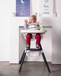 Childwood Evolu 2 Chair, Evolutive High Chair 3-in-1, Navy ...
