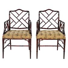 Chinese Chippendale Bamboo Chippendale Chairs Small Set Of Eight Tall Back Black Faux Chinese Chinese Chippendale Florida Regency 57 Ding Table Vintage Six A Quick Living Room And Refresh Stripes Whimsy Side By Janneys Collection Chair Toronto For Sale Four