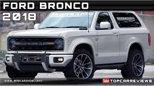 2018 FORD BRONCO Review Rendered Price Specs Release Date - YouTube This Is The Fourdoor Ford Bronco You Didnt Know Existed Broncos Bronco Classic Ford Broncos 1973 For Sale Classiccarscom Cc1054351 1987 Ii Car Trout Lake Wa 98650 1978 4x4 Lifted Classic Truck Sale In Cambridge Truck For 1980 Kenosha County Wi 1966 Half Cab Complete Nut And Bolt Restoration Finest 1977 Cc1144104 Used Early Half Cab At Highline 1979 4313 Dyler 2018 Awesome Big Quarter Fenders Alive 94 Lifted Mud Trucks Florida