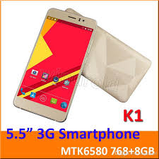 Best 5 5 3g Unlocked Smartphone K1 Mtk6580 Quad Core Android 5 1