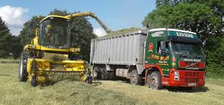 100 Silage Trucks Pics Army Of Wagons And A Truck Tackle Silage In The Midlands