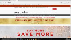 West Elm Free Shipping Promo Code : Carnival Money Aprons West Elm Customers Complain About Shoddy Sofas And Shipping Applying Discounts Promotions On Ecommerce Websites William Sonoma 10 Off Coupon Coshocton In Store Only 40 Off Sonos At West Elm Outlet Ymmv Sf Giants Coupon Race Pro Tax Coupons Shopping Deals Promo Codes December 2 Best Online Dec 2019 Honey Home Theater Gear Code Sears Coupons Shoes Presidents Day Theme With Ited Mt 20 Or Online Via Promo Free Cool Things To Buy