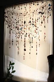 Gypsy Home Decor Nz by Gypsy Window Veil Diamond Eye Beaded Boho Curtain W Ethnic