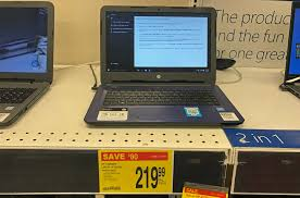Clearance Laptop Savings at fice Max as Low as $141 for a