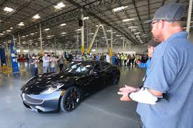100 Inland Empire Cars And Trucks Karma Automotive Cranks Out 130000 Cars In Moreno Valley Press