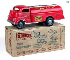 Original Vintage 1950's GMC Pressed Steel Structo 66 Gas Fuel Tanker ... Vintage 1950s Structo Cattle Farms Inc Toy Truck And Trailer 1950s Structo Toys Steel Army Truck Vintage Metal Toy Wrecker Truck Parts Toys Buddy L Tow 1940s Pinterest Very Early Vintage Pressed Dump 4900 Childrens Books Flash Cards Colctible Steel Diecast Cadillac No 7375 Hp Elrado Brougham Concept Lloyd Ralston Nice Yellow Truckgreen Trailer Yellow Steam Shovel Barrel Windup Red Blue C