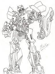 Coloriage Transformers Optimus Prime A Imprimer Laborde Yves