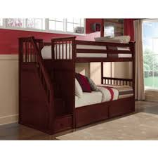 Colorado Stairway Bunk Bed by Schoolhouse Collection Ne Kids Furniture Children U0027s Bunk Beds