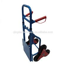 Six Wheels Climbing Stair Foldable Hand Truck - Buy Six Wheels ...