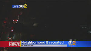 Pico Rivera Neighborhood Evacuated After Man Allegedly Set House On ...