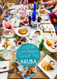 you cuisine your culinary guide to aruba local food restaurants to try my